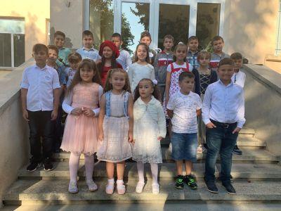 Начало на 2019/2020 учебна година - ОУ Димчо Дебелянов - Снягово Руен